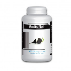 Radis Noir 400 mg - 300 comprimés