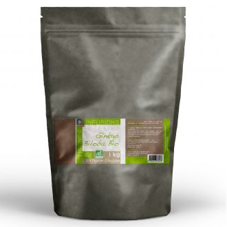 Ginkgo Biloba Bio - Plante coupée 1 kg