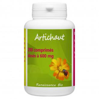 Artichaut Feuille - 600mg - 200 comprimés