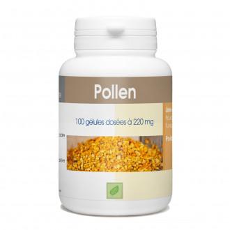 Pollen - 220 mg - 100 gélules