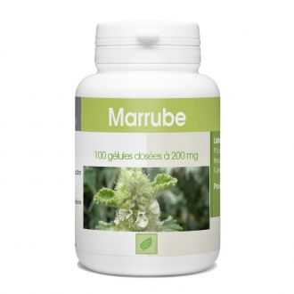 Marrube Blanc - 100 gélules 200 mg