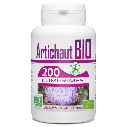 Artichaut Bio 400mg - 200 Comprimés
