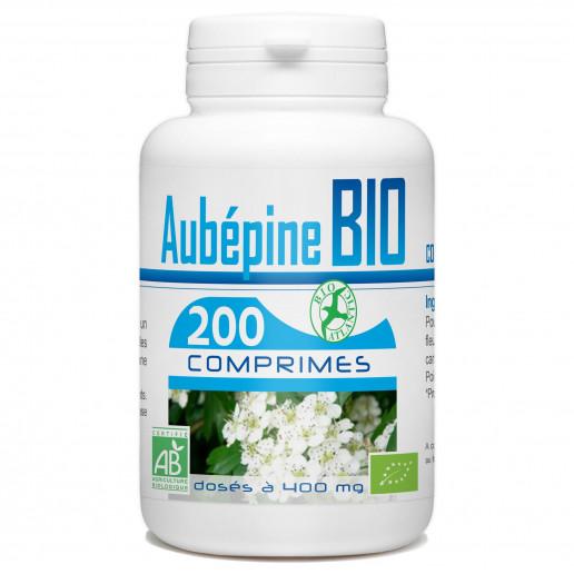 Aubépine Bio - 400 mg - 200 comprimés