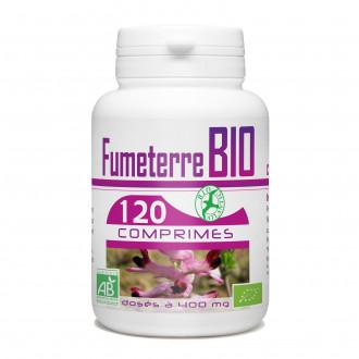 Fumeterre Bio - 400 mg - 120 comprimés