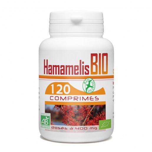 Hamamélis Bio 400mg - 120 comprimés