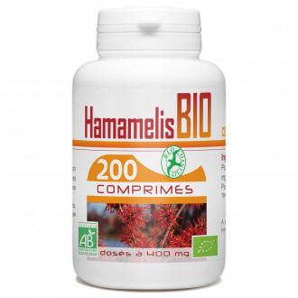 Hamamélis Bio - 200 comprimés à 400 mg