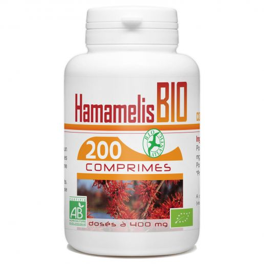 Comprimés Bio - Hamamelis 200