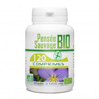 Pensée sauvage Bio - 400 mg - 120 comprimés