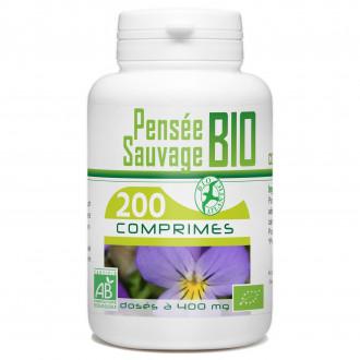 Pensée sauvage Bio - 400 mg - 200 comprimés