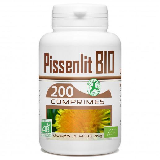 Comprimés Bio - Pissenlit 200