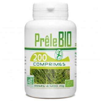 Prêle Biologique - 200 comprimés à 400 mg