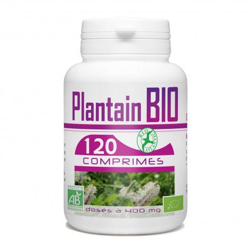 Plantain Bio - 400 mg - 120 comprimés