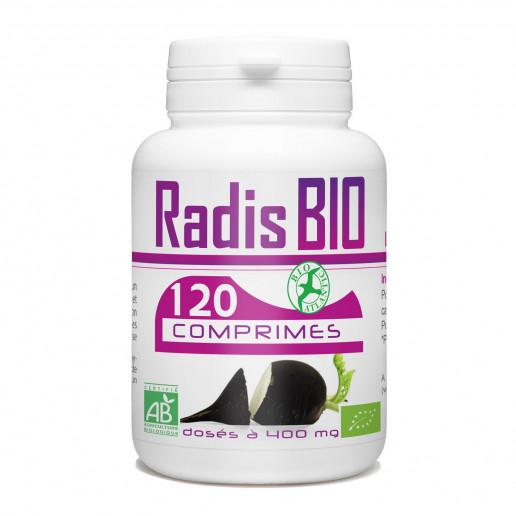 Comprimés Bio - Radis Noir 120