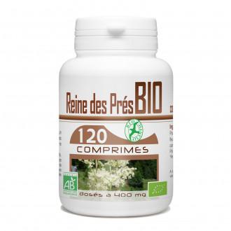 Reine des Prés Bio - 400 mg - 120 Comprimés