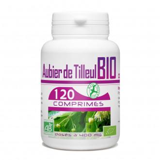 Aubier de Tilleul BIO - 120 comprimés à 400 mg
