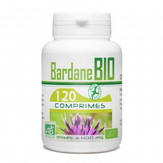 Bardane BIO-120 comprimés à 400 mg