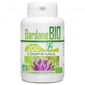 Bardane Bio 400mg - 200 comprimés