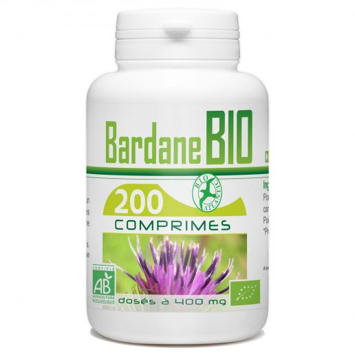 Bardane bio- 400mg - 200 comprimés