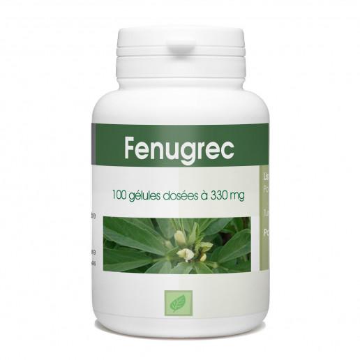 Fenugrec- 330mg - 100 gélules