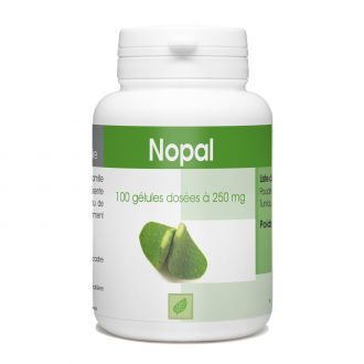 Nopal - 250mg - 100 gélules
