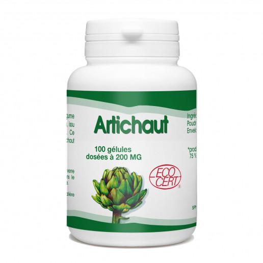 Artichaut - 100 gélules