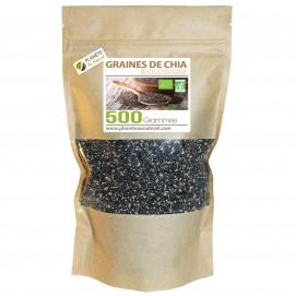 Graines de Chia Bio - 500 gr