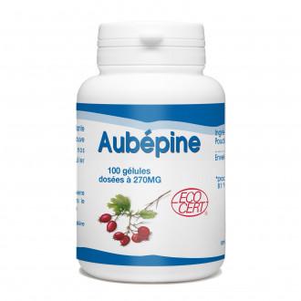 Aubépine Bio - 270 mg - 100 gélules