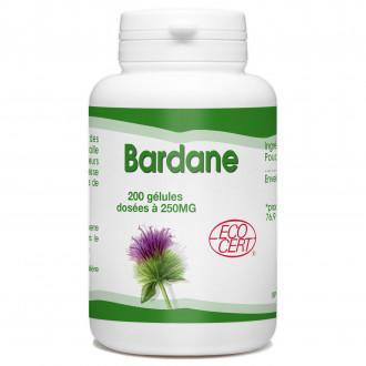 Bardane Bio - 250 mg - 200 gélules
