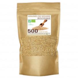 Graines de Sésame Bio - 500g
