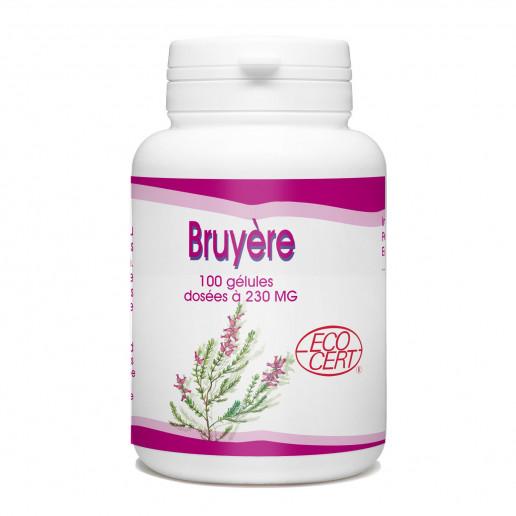 Bruyère Bio - 230 mg - 100 gélules