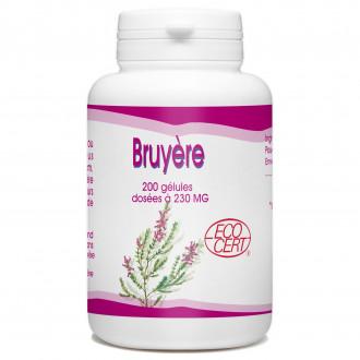 Bruyère Bio 230 mg - 200 gélules