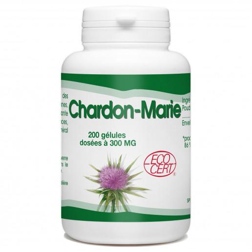 Chardon-Marie 300mg - 200 gélules