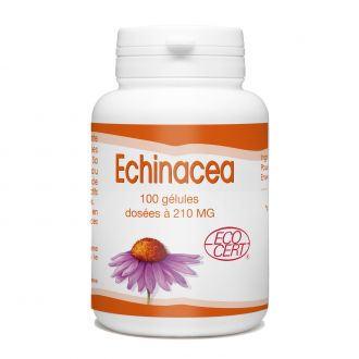 Echinacéa Bio - 210 mg - 100 gélules
