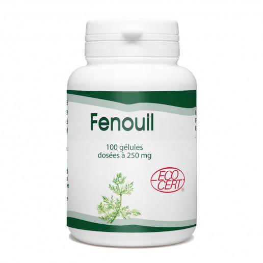 Fenouil - 100 gélules