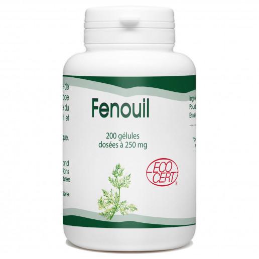 Fenouil - 200 gélules