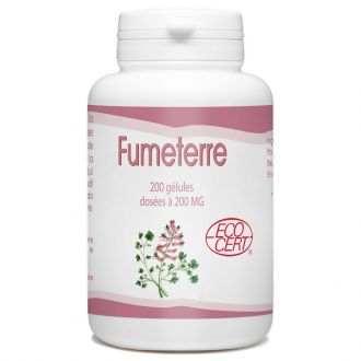 Fumeterre Bio- 200 mg - 200 gélules
