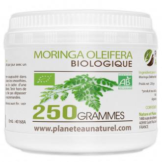 Moringa Oleifera Bio - poudre 250g