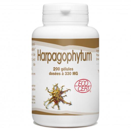 Harpagophytum bio - 200 gélules