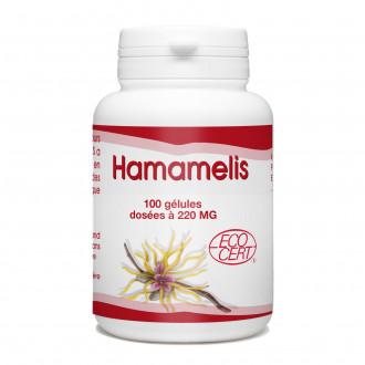 Hamamélis Bio - 220 mg - 100 gélules