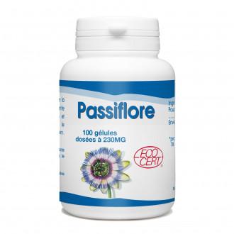 Passiflore Bio - 100 gélules - 230 mg