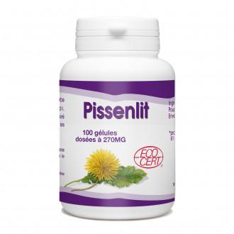 Pissenlit Racine Bio - 270 mg - 100 gélules