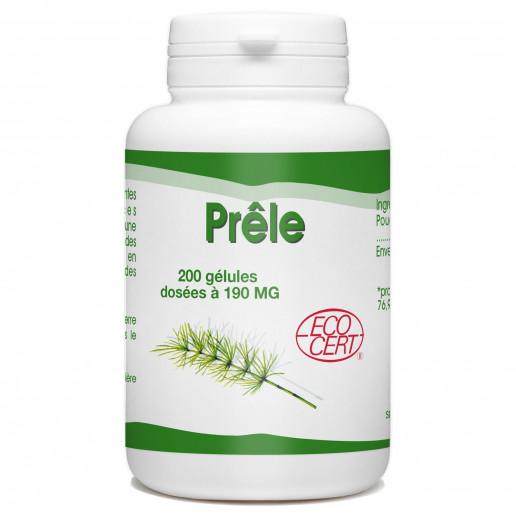 Prêle bio - 190 mg -200 gélules