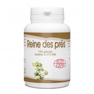 Reine des Prés Bio - 215 mg - 100 gélules