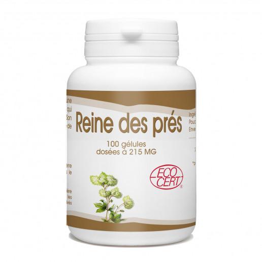 Reine des Prés Ecocert - 215 mg - 100 gélules