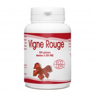 Vigne Rouge Bio - 250 mg - 100 gélules
