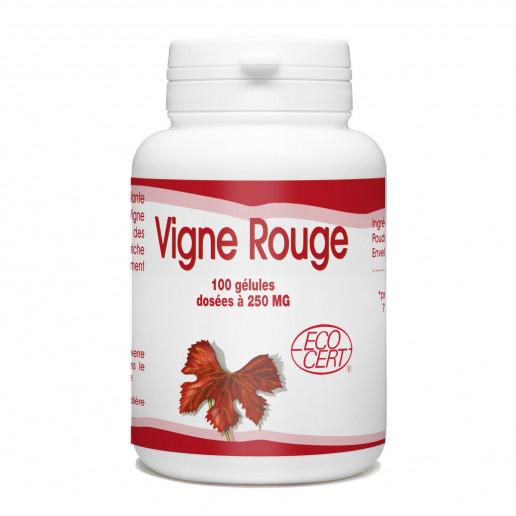 Vigne Rouge - 100 gélules