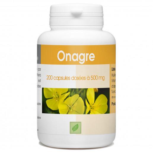 Onagre - 200 capsules à 500 mg