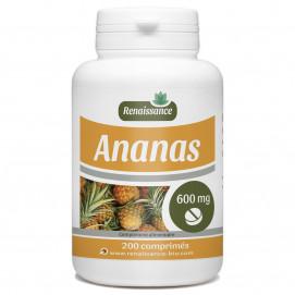 Ananas tige - 600 mg - 200 comprimés