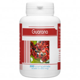 Guarana - 300 comprimés à 400 mg