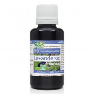 Huile Essentielle de lavande officinale Bio 30ml
